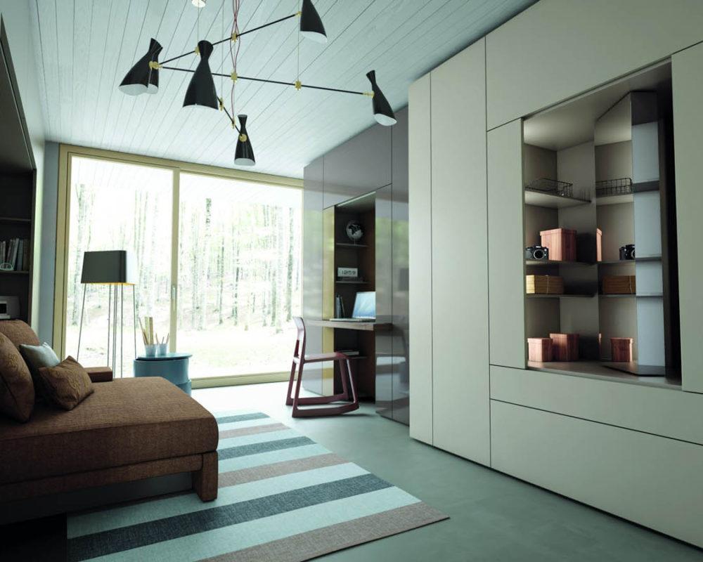 Arredo soggiorno mobili zona giorno arredamenti grossi - Caccaro mobili catalogo ...