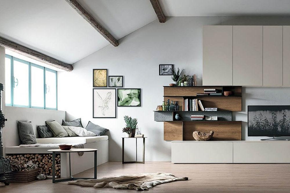 Arredo soggiorno mobili zona giorno arredamenti grossi for Soggiorno parma